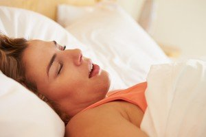 Is Your Nighttime Snoring Something More?