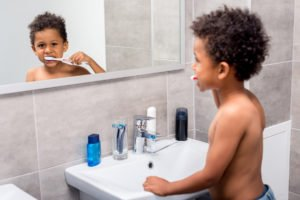 This Fall, Make Oral Hygiene A Part Of Your Child's Routine
