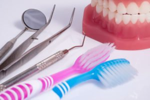 Dentures And Implants Still Need Oral Care